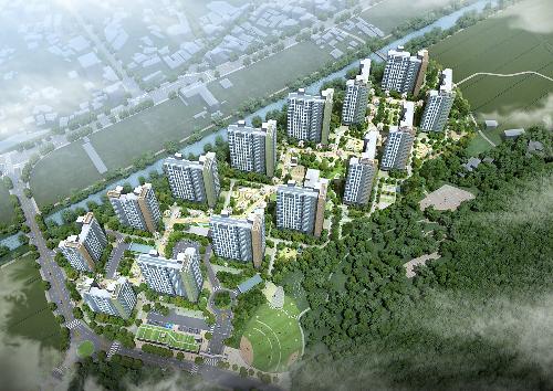 반도건설, 3100억 규모 화성장안지구 공동주택 신축 공사 수주
