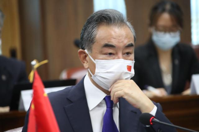 王毅:将在疫情稳定时商议习近平访韩事宜