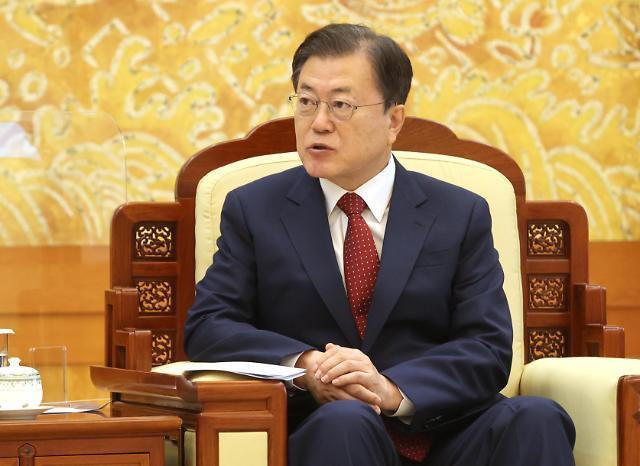 文在寅:愿借北京冬奥与朝鲜共同续写平昌和平佳话