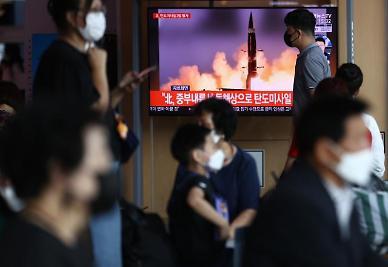北 탄도미사일 쏜 날 文, 세계 7번째 SLBM 발사시험 참관