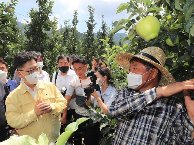 식량안보 종합계획 나왔다…국가식량계획 첫 발표