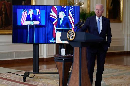 美英澳公布防卫协议扩大印太影响 韩中关系或再经历考验