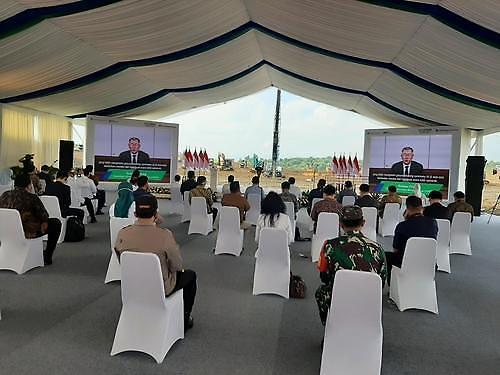 现代与LG合资投建印尼电池工厂正式动工