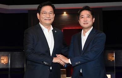 송영길 이번 대선, 文 다시 출마 아냐...이준석 文정부와 차별화?