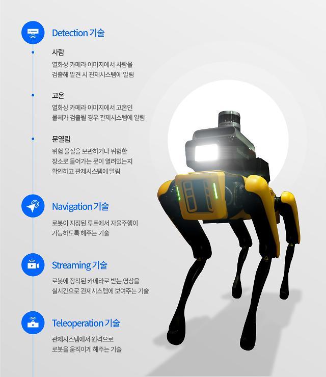 현대차그룹, 산업 현장 안전 책임지는 로봇 공개