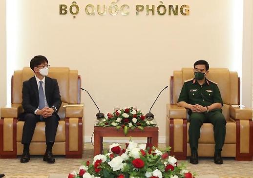 Đối thoại Chiến lược Quốc phòng Hàn Quốc - Việt Nam…Tăng cường hợp tác an ninh hàng hải và trao đổi giáo dục
