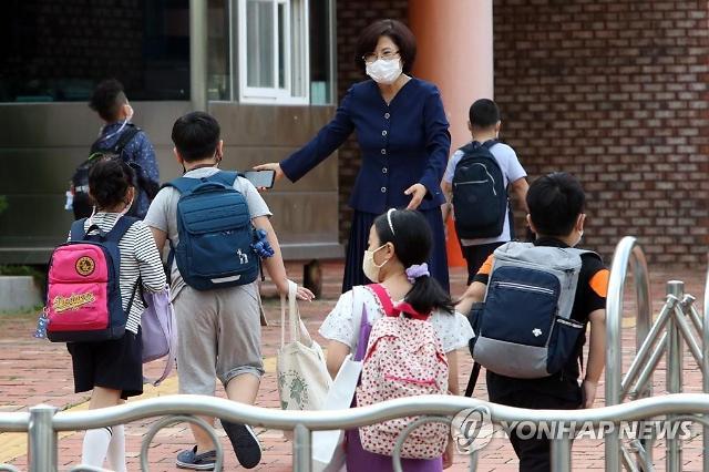 [학교 방역 빨간불] 등교 확대하자 확진자 속출...추석 연휴 최대 고비