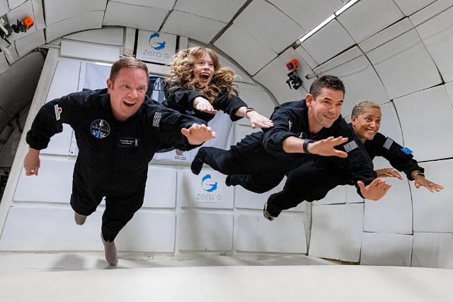 머스크의 스페이스X, 민간인 우주여행 지구귀환 성공