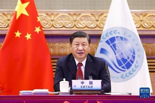 中 시진핑, SCO 정상회의서 4가지 공동 강조