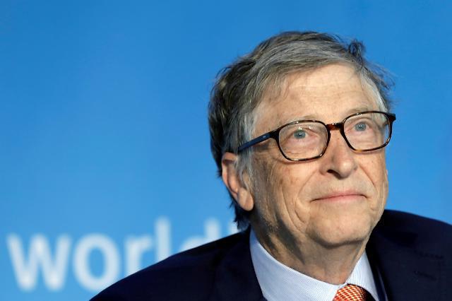 빌 게이츠 기후 변화 대응 '클린에너지 프로젝트' 모금액 1조원 돌파