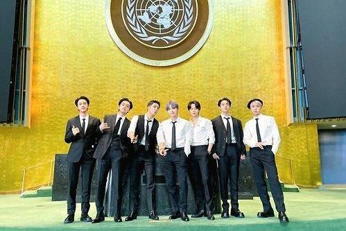 유엔총회장 휩쓴 BTS…연설·퍼포먼스에 전 세계 이목 집중