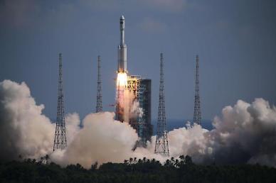 톈저우 3호 발사 6시간 30분 만에 우주정거장 도킹 성공