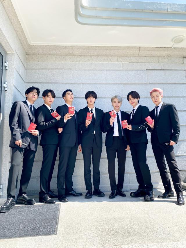 연예인 평판 1위는 방탄소년단…2위 임영웅·3위 블랙핑크