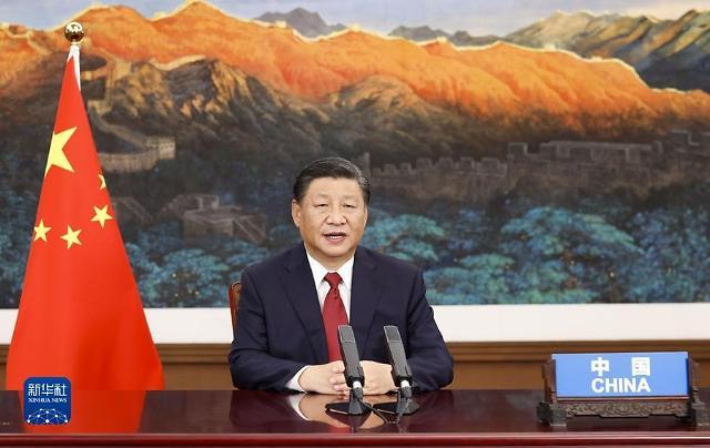 中시진핑, 유엔총회서 소그룹·제로섬 게임 지양해야 강조