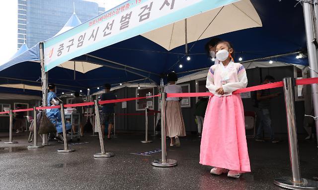 韩国新增1720例新冠确诊病例