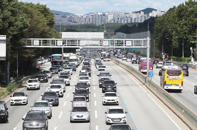오전부터 귀경길 정체 시작… 고속도로 가장 막히는 시간은?