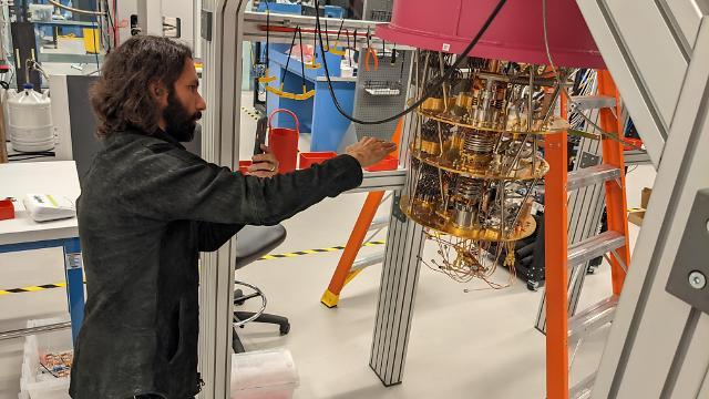 [르포] 인류 난제 해결 양자컴퓨터가 이곳에... 구글 퀀텀 AI 캠퍼스 둘러보니