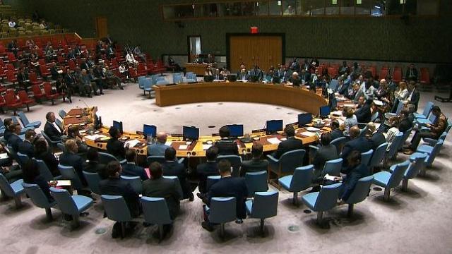 """北, 아프간 관련 유엔 안보리 회의 비난...""""국제사회 우롱"""""""