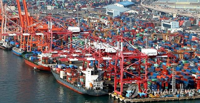 9月1~20日の輸出22.9%↑・・・船舶の輸出額は↓