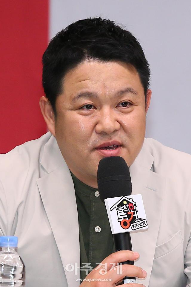 """김구라, 늦둥이 둘째 출산…소속사 측 """"아내 추석 전 출산"""""""
