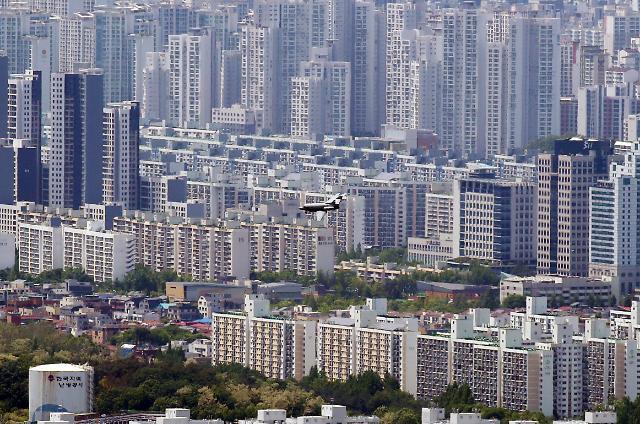 한강 이남 11개구 중소형 아파트 평균 매매가 12억 처음 넘겨