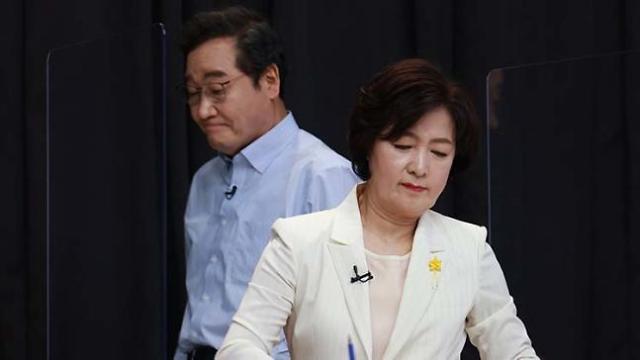 [與 대선 경선] '명낙대전' 못지않은 '추낙대전', 호남선거에 영향?