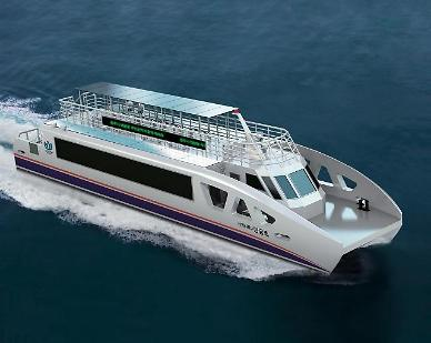 Chungju to operate S. Koreas first electric sightseeing boat