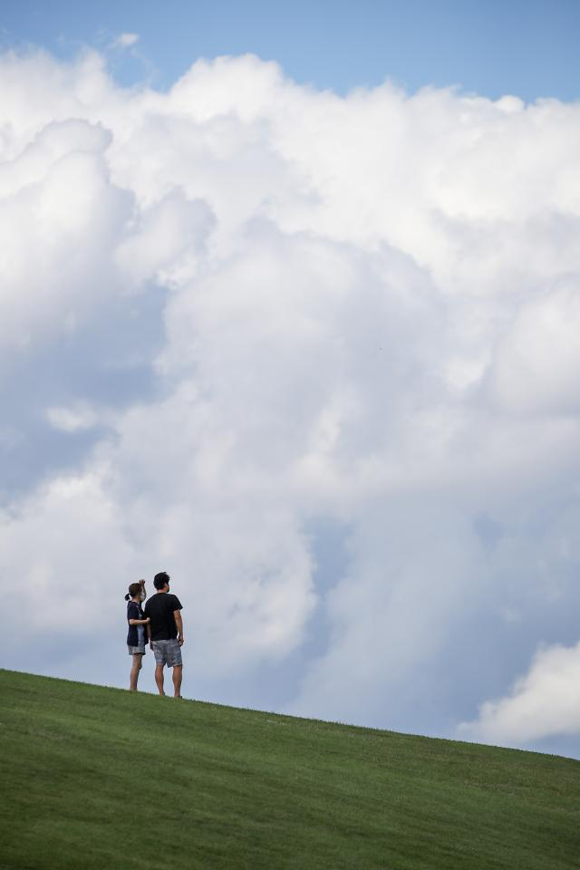 [내일날씨] 구름 많고 일교차 클 듯...동해안 비 소식