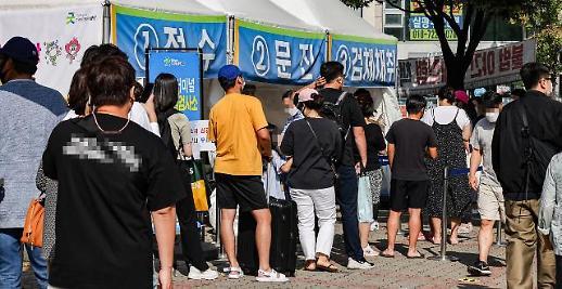 Hàn Quốc ghi nhận số ca nhiễm mới cao kỷ lục (2.434 ca)…Ảnh hưởng của việc di chuyển trong dịp lễ Chuseok