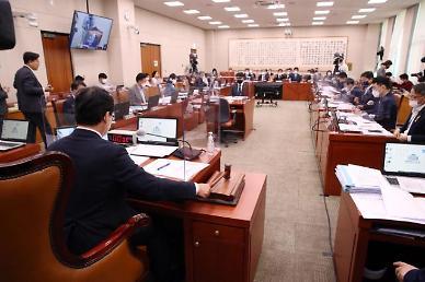 국회 분원 세종의사당 설치법, 법사위 통과