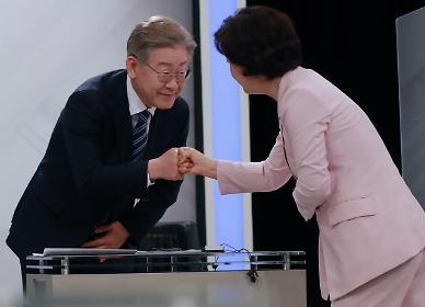 이재명 수호 나선 추미애...이낙연, 국힘 논리로 대장동 공격