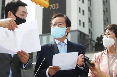 20대 대선 5개월 앞...범여권 이재명·범야권 홍준표 우세