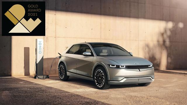 现代纯电动车艾尼氪5全球销量突破3万