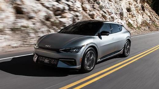 起亚EV6欧洲上市在即 汽车外媒好评连连