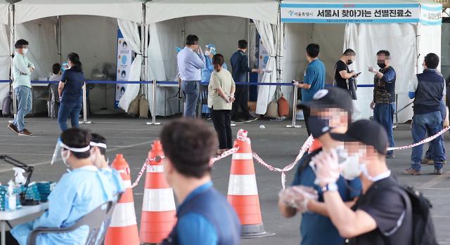 [코로나19] 추석 연휴 여파, 코로나 신규 확진자 폭증…재유행 위기