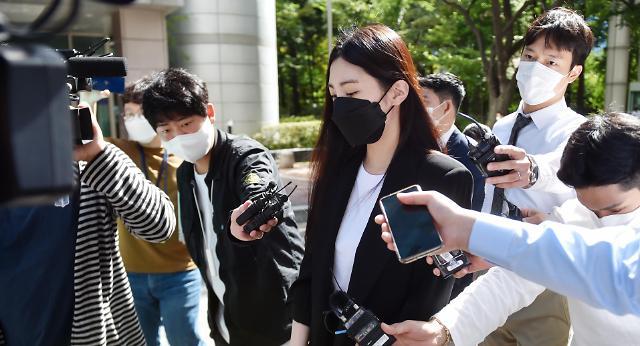 [슬라이드 화보] 음주 추돌사고, 리지 징역 1년 구형