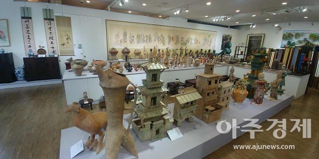 다보성갤러리 개관 40주년 특별전 '한·중 문화유산의 재발견'