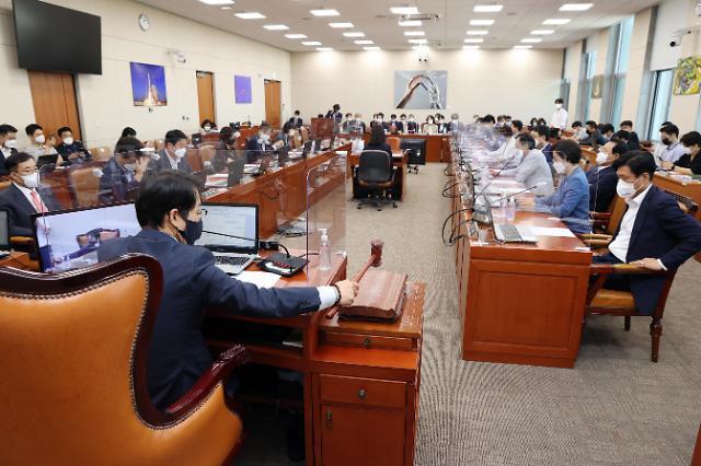과방위, 구글코리아·배달의민족 대표 등 14명 증인 채택