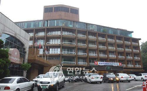 광주 대표적 호텔 신양파크호텔 보상비 369억원 확정