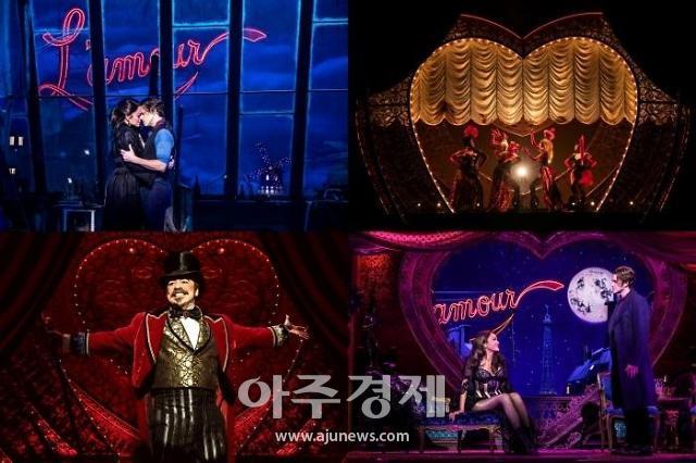 CJ ENM이 공동 제작한 뮤지컬 물랑루즈, 토니상서 10개 부문 석권
