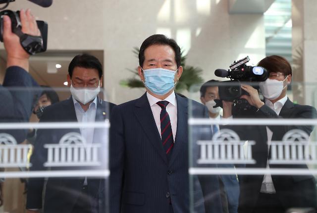 """SK계 현직 의원 40여명, 특정 후보 지지 않기로...""""후보 확정 후 힘 보탤 것"""""""