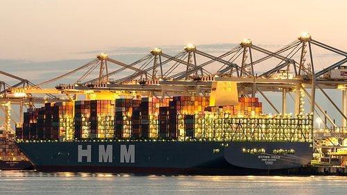 韩国海运业三季度或再创辉煌 HMM营收有望达100万亿元
