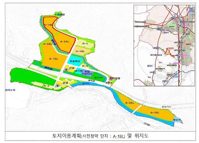 """2차 사전청약 내달 말 접수…""""성남낙생, 판교 생활권 공유토록 조성"""""""