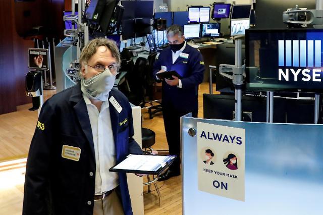 [뉴욕증시 마감] 다우 569p↓ 미 국채금리 급등에 무너진 장세...S&P는 조정장 진입