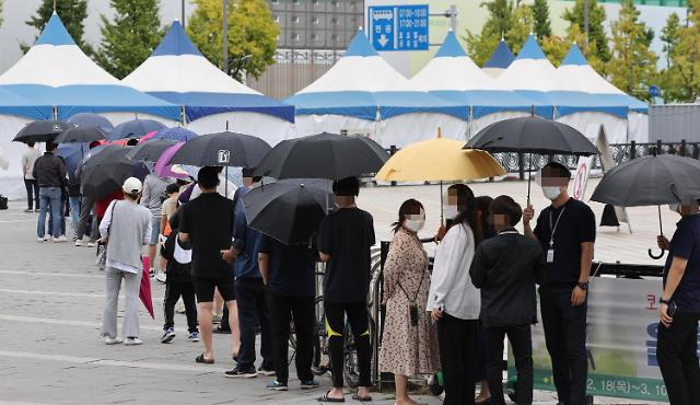 韩国新增2885例新冠确诊病例 累计308725例