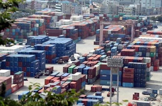 报告:韩出口对经济贡献度创近三年新高