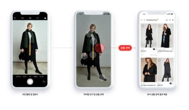 NHN launches AI fashion service for small shopping malls