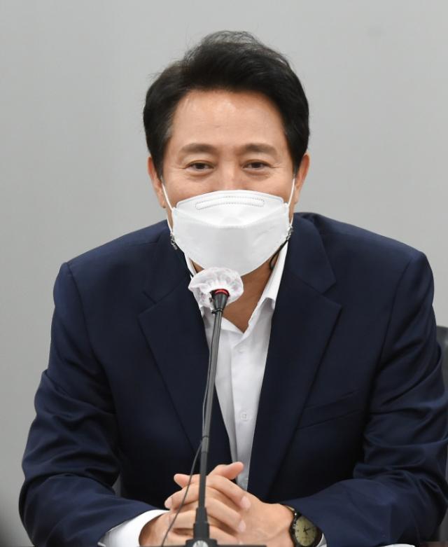 경찰, 오세훈 검찰 송치...파이시티·전광훈 관련 발언 허위 판단
