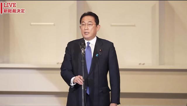 [종합3보] 차기 일본 총리에 기시다...위안부 합의 주역이자 아베 후계자