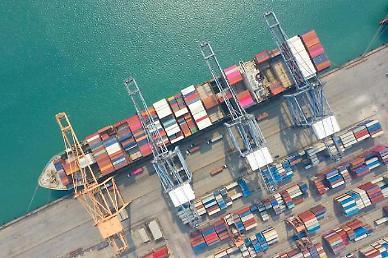 9월 수출 558억달러…무역 역사상 1위